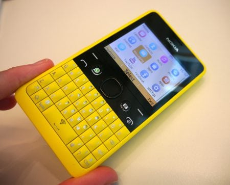 Nokia introduces budget Asha 210 WhatsApp phone