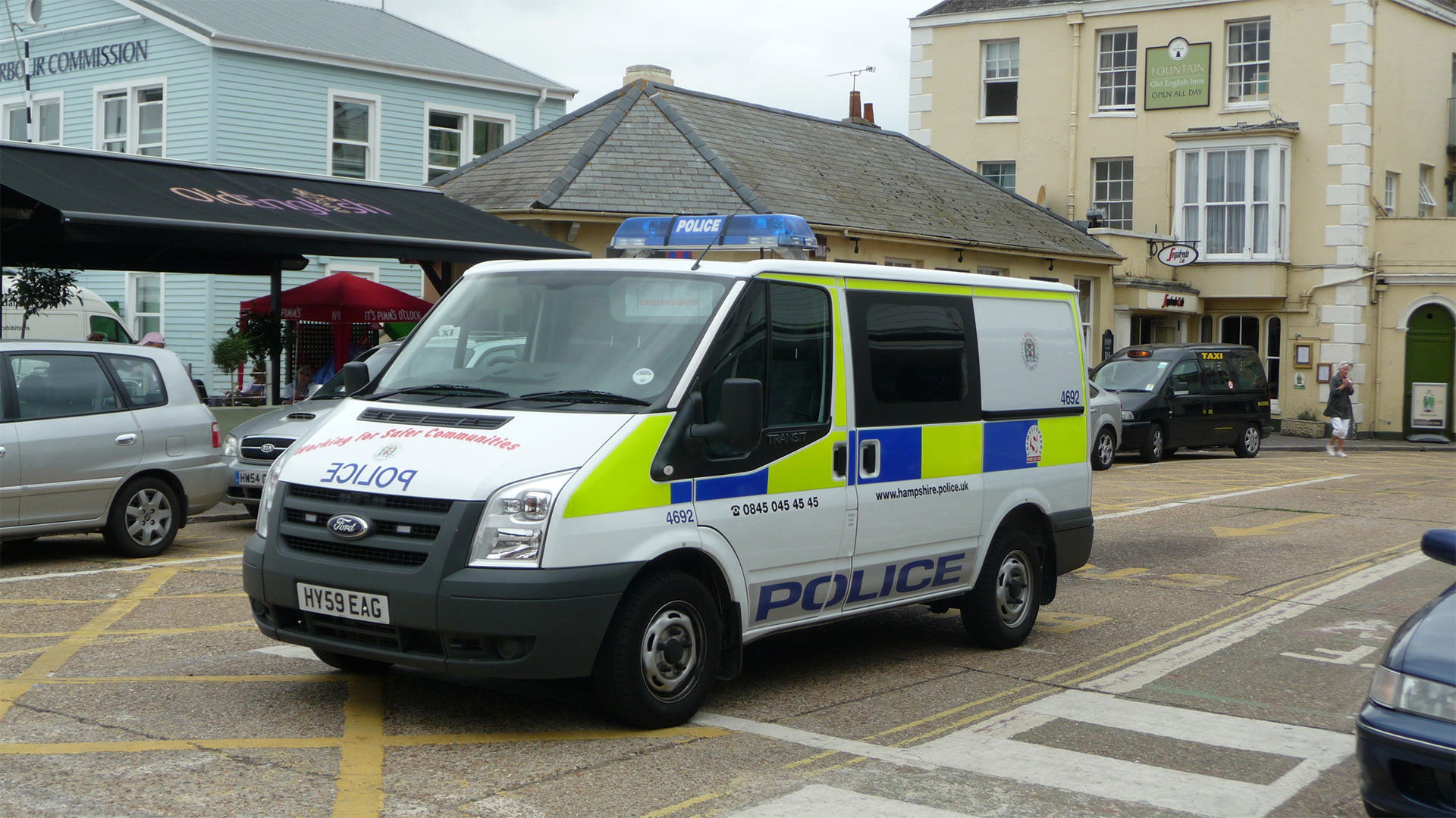 Constabulary saves time and money with tech