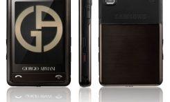 Samsung Armani